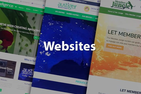 PowerSites Websites