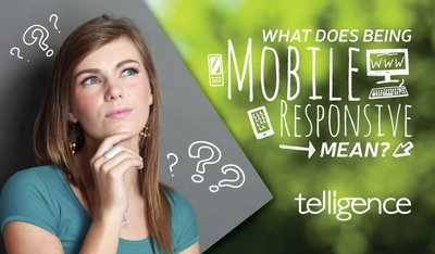 What Does Being Mobile Responsive Mean