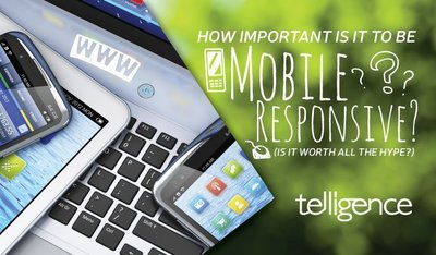 Is Having A Mobile Responsive Website Important