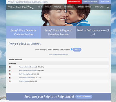 webs design newcastle, not for profit website design, charity website design, effective web design